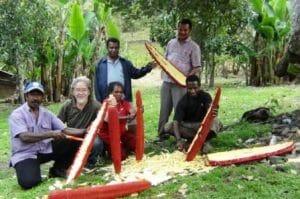 kasiat buah merah papua