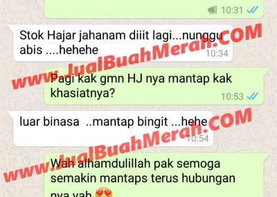Testimony Hajar Jahanam
