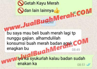 Testimony Kasiat Sarang Semut